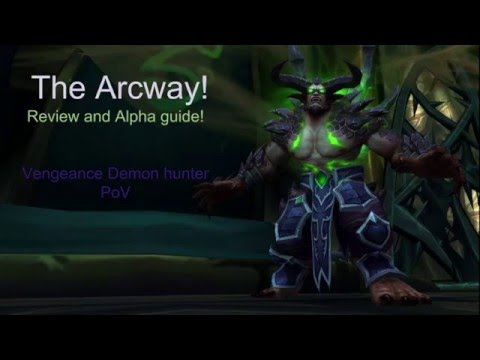 Legion Alpha-The Arcway: Review and Guide!