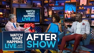 After Show: Mike Colter's Steamy Scenes On 'Jessica Jones' | WWHL