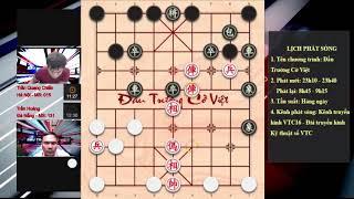 ĐẤU TRƯỜNG CỜ VIỆT CỜ TƯỚNG ÚP 2018 Trần Quang Chiến vs Trần Hoàng