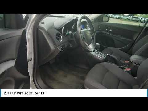 2014 Chevrolet Cruze 2014 Chevrolet Cruze K191562A