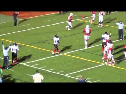 Sam Haskell's SO-JR Football Highlights (Troy Athens #5) Class of 2013
