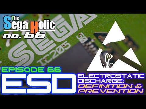 ESD ( Electrostatic Discharge ) Definition & Prevention [ep. 66]