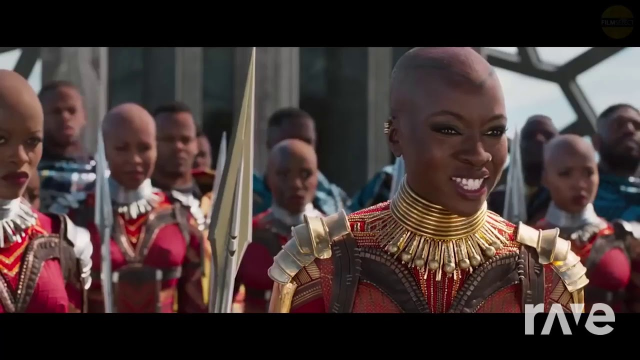 The Black Panther Trailer - Michael Jackson & Filmselect Trailer | RaveDJ
