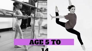 GiaNina Paolatonio Dance Evolution (Age 5-14)