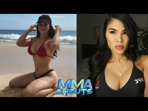 UFC Fighter Rachael Ostovich | Mixed Martial Artist | #MMAShouts
