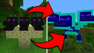 How To Spawn the Hydra Dragon Boss in Minecraft Pocket Edition (Hydra Boss Addon)