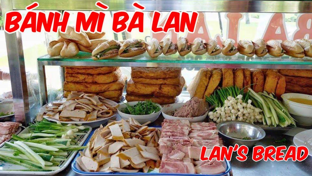 ♥️♥️♥️ Food : Bánh mì Bà Lan – ngon đúng vị bánh mì Đà Nẵng ♥️♥️♥️  Làm nên hương vị đặc trưng♥️♥️♥️