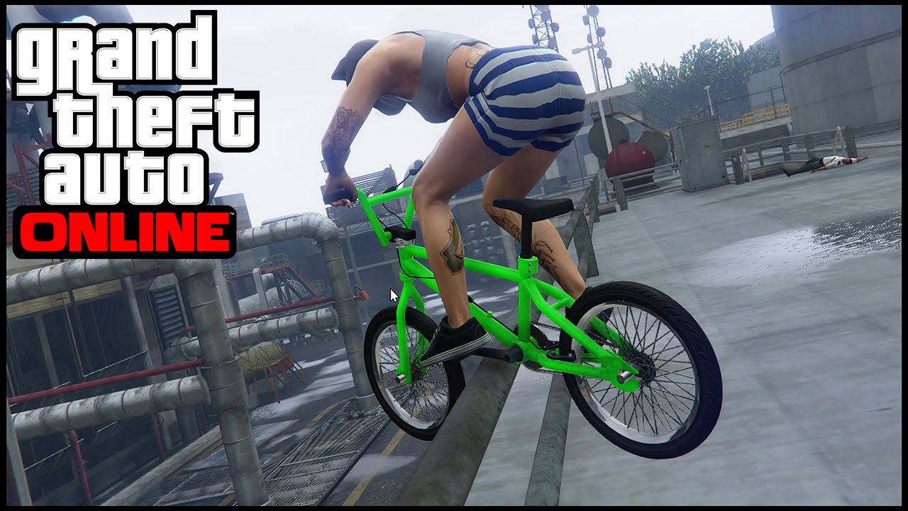 gta 5 best tricks