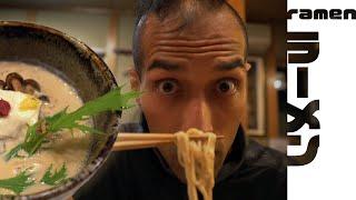 VEGAN SOY MILK RAMEN!? Towzen (Kyoto)