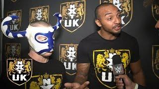Ligero & Ashton Smith don't fear Gallus: NXT UK, Dec. 12, 2018