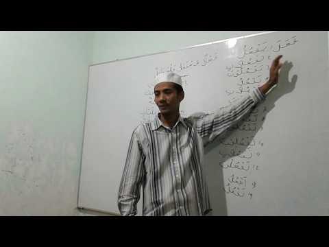 Mengenal susunan bahasa arab bersama ustadz Suciyanto minggu ke 5 bag ke 2