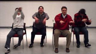 Repeat youtube video Dalcroze Eurhythmics Exercises