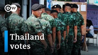 Thailand election 2019: Will first time voters decide the result? | DW