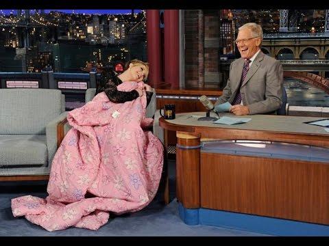 [VOSTFR] Interview Jennifer Lawrence chez David Letterman (20.11.13)