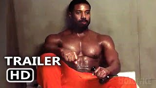 SIN REMORDIMIENTO Trailer # 2 (2021) Michael B. Jordan Drama Movie