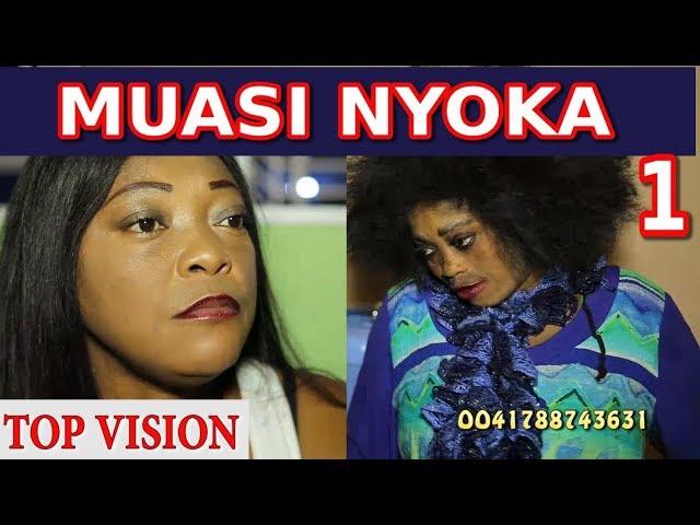 MUASI NYOKA Ep 1 Theatre Congolais Daddy,Sylla,Barcelon,Buyibuyi,Maviokele,Makambo