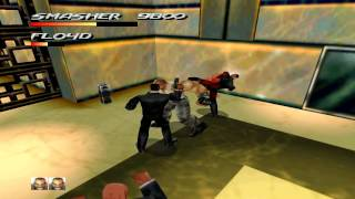 Fighting Force 64 - Gameplay and Commentary