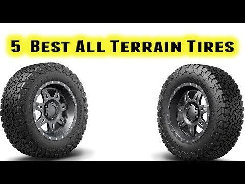 Best All Terrain Tires Buy in 2017