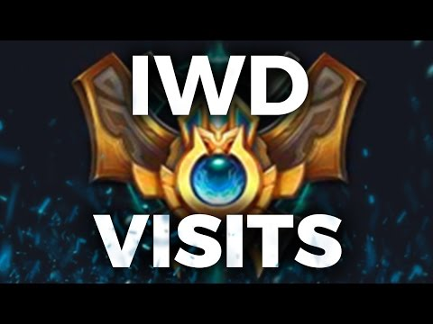 IWD VISITS CHALLENGER (Unranked to Challenger - Series Finale?)