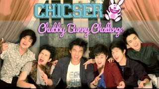 Repeat youtube video CHUBBY BUNNY CHALLENGE
