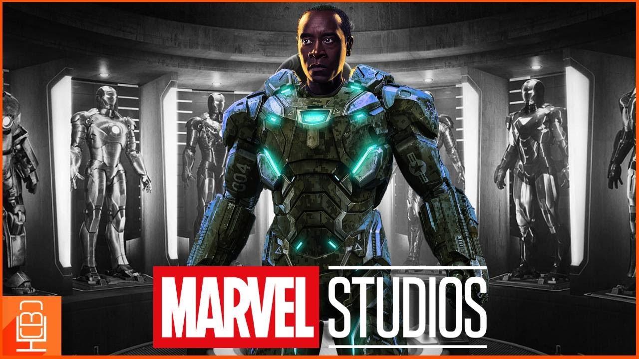 Armor Wars Making War Machine the NEW Iron Man of the MCU - YouTube