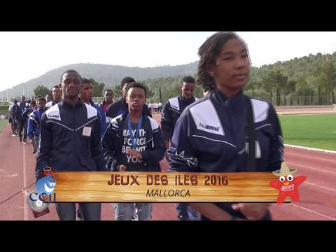 Jeux des Iles 2017 - Episode 1