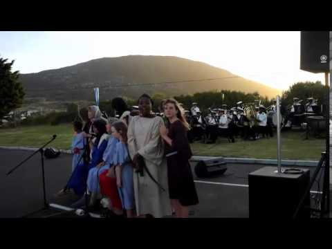 Living Hope - SA Navy Band, Jesus Street Shows and Lighting the Candles of Hope