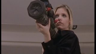 Buffy The Vampire Slayer Season 2 Trailer