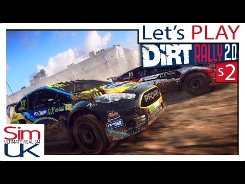 Montalegre Portugal | DiRT Rally 2.0 RallyCross Career | S2#01