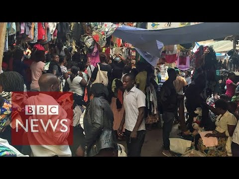 Uganda & Pakistan: Second hand clothes markets