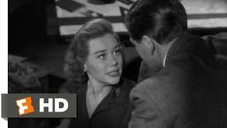 Another Time, Another Place (8/9) Movie CLIP - Was There Someone Else? (1958) HD