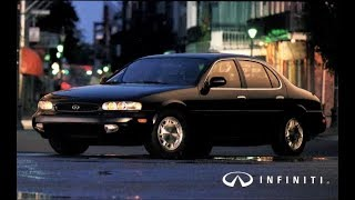 Infiniti J30 Official Promo (1993)