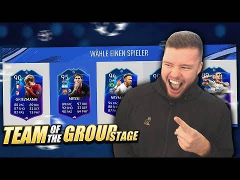 FIFA 19: BESTES TOTGS FUT DRAFT 🌟🌟