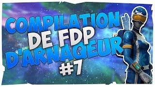 COMPILATION DE FDP D'ARNAQUEUR #7 - Fortnite Sauver Le Monde