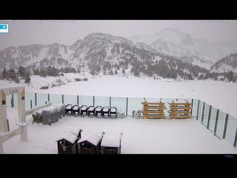 Llac dels Pessons in Live |Grau Roig |Andorra Test