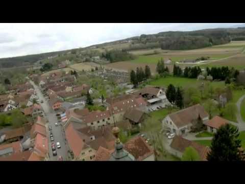2-Thermenregion Bad Waltersdorf von oben