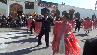 Festividad en Honor a la Virgen de Copacabana 2015 Tacna
