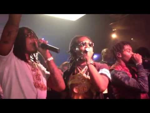 MIGOS LIVE IN ARLINGTON, TX AT THE MUSIC FACTORY 02/13/15 TURNT UP IN HD