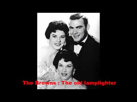 The Browns : The old lamplighter