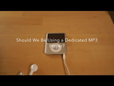 Should We Still be Using MP3 Players