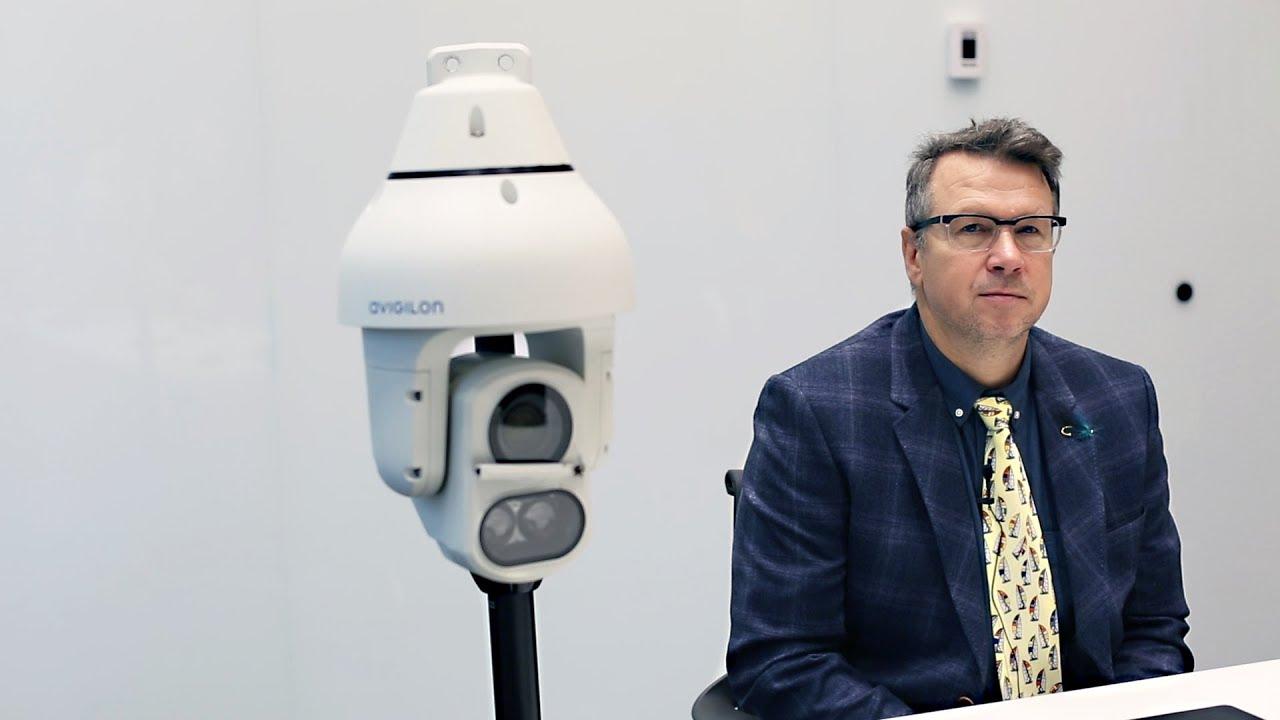 Die 5 wichtigsten Merkmale der Avigilon H4 IR PTZ-Kamerareihe