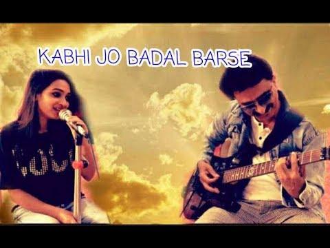 kabhi-jo-badal-barse-unplugged-  -female-version-  -by-ashish-gershom