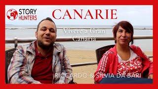 GRAN CANARIA - ISOLE CANARIE - Italiani che lavorano in Spagna