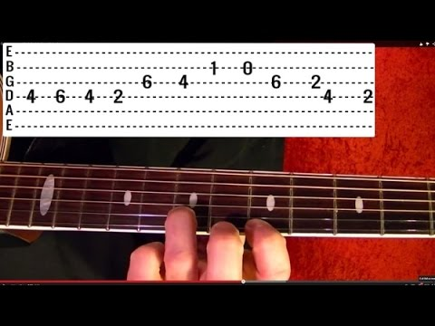 Norwegian Wood - The Beatles - Guitar Lesson✅✅🎵