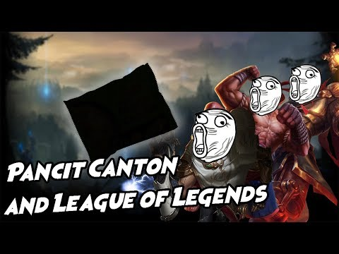 Pancit Canton + League of Legends = Sabog - League of Legends funny moments|AcediASdS(PH)