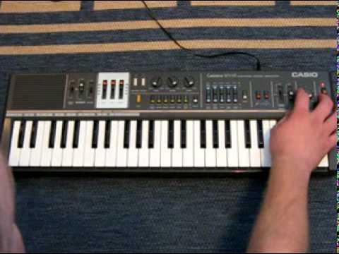 Casio MT-68 Keyboard