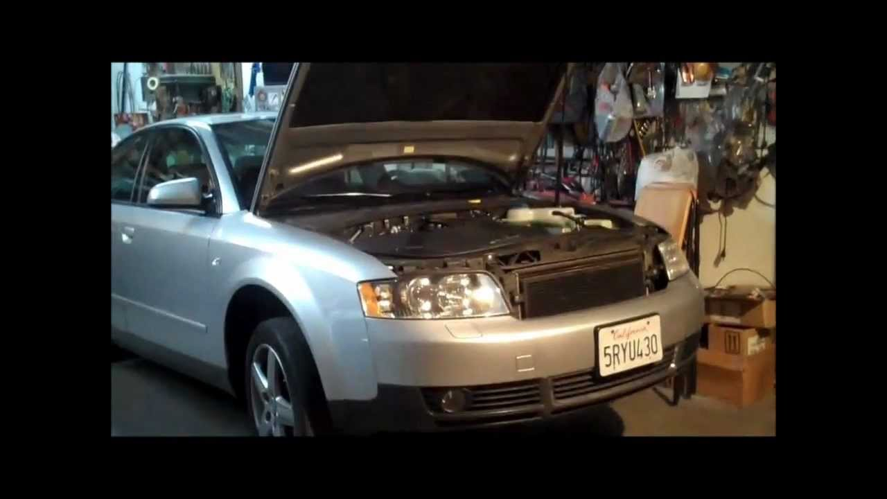 2003 Audi A4 Timing Belt Youtube