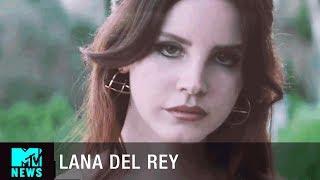 Lana Del Rey Talks 'White Mustang' Music Video | MTV News