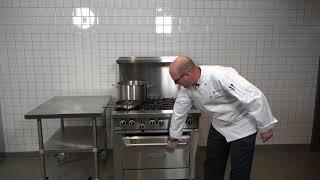 CKitchen Video 8 Garland Restaurant Range G36 6R
