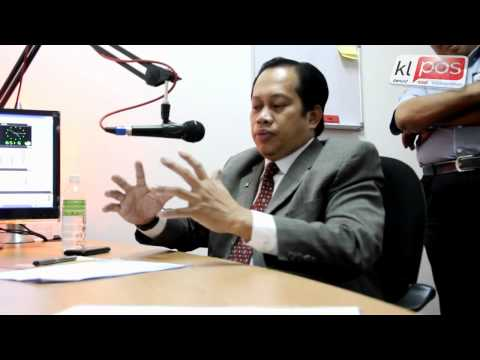 Ahmad Maslan Bidas Tindakan Anwar Sokong Israel - 21/3/2012